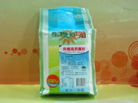 生機百饌~有機高筋麵粉500公克/包