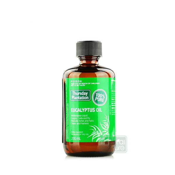 星期四農莊尤加利葉精油Eucalyptus Oil (200ML)