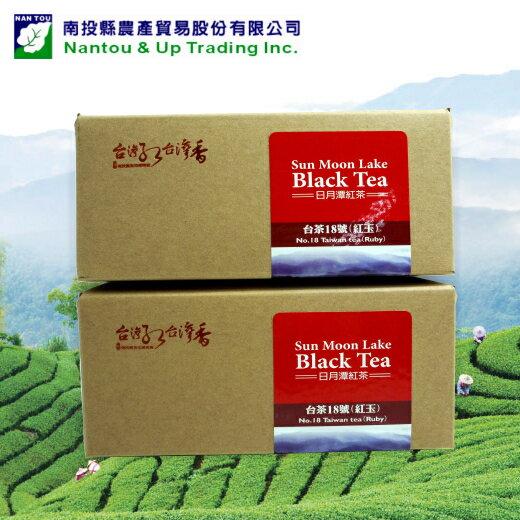 南投農貿-南投農貿 魚池鄉農會 台茶十八號(紅玉紅茶)(24茶包入)