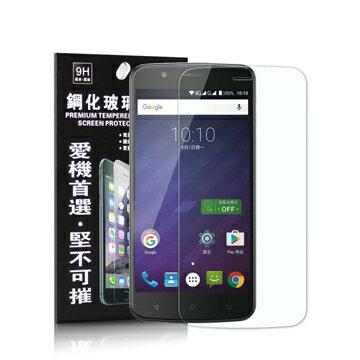 【愛瘋潮】BenQ T55 超強防爆鋼化玻璃保護貼 9H (非滿版)
