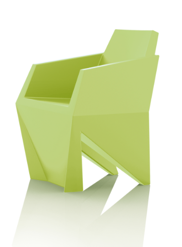 義大利B-Line Gemma (Design by Karim Rashid 2013)GM01塑膠本色 7