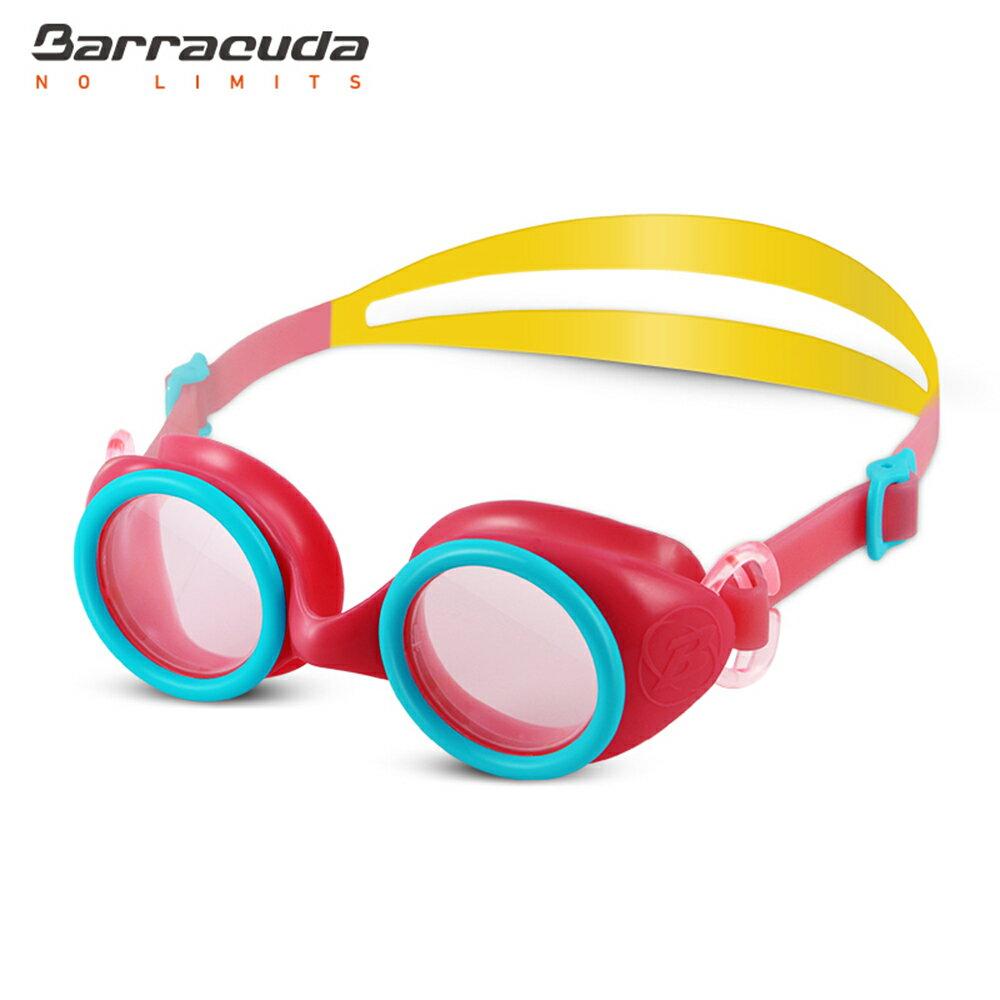 美國巴洛酷達Barracuda兒童抗UV防霧泳鏡-WIZARD#91355 0