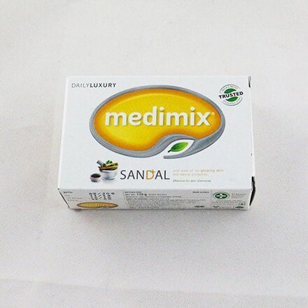 【敵富朗超巿】MEDIMIX檀香美膚皂 1