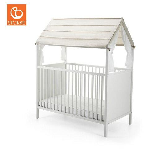 挪威【Stokke】Home 屋頂布(白色/米色) 1