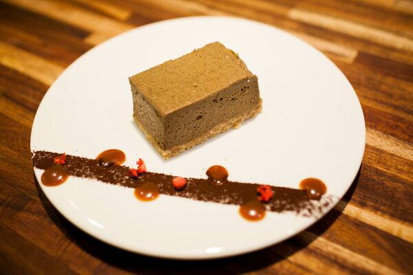 Pontus限量手作甜點 -焙茶烤乳酪-6吋/8吋 方型