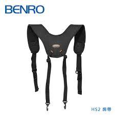 BENRO 百諾  HS2 肩帶  搭配大型單肩包使用