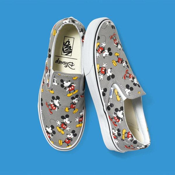 VANS SHOES - Disney X Vans 全新「Young at Heart」系列-CLASSIC SLIP-ON(52010822)