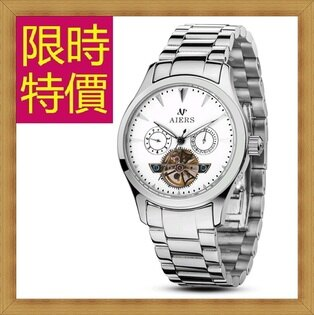 機械錶 男手錶-陀飛輪鏤空時尚經典男腕錶4色54t21【瑞士進口】【米蘭精品】