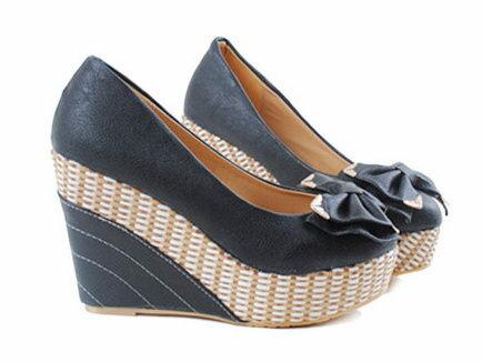 高跟鞋 厚底休閒鞋-時尚氣質優雅亮麗女鞋子3色ws60【韓國進口】【米蘭精品】