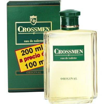 CROSSMEN - Colonia 200 ml 0