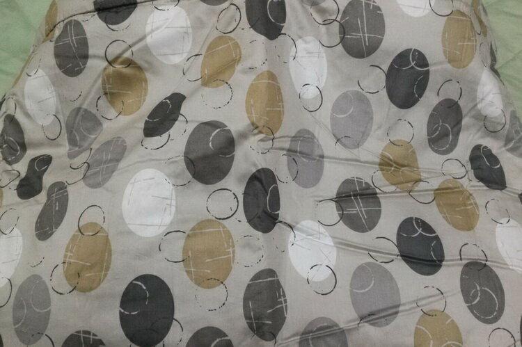[床工坊]台製高級精梳棉 (單面花色床罩四件組)-無抱枕 1