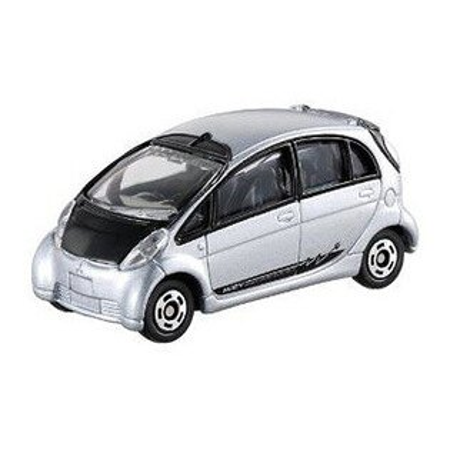 【奇買親子購物網】(117)【TOMICA多美小汽車】三菱 MITSUBISHIi-MiEV/117、TM35933