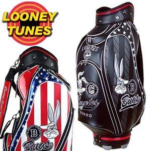 **三榮高爾夫**獨家販售 華納兄弟 兔巴哥 兔寶寶 高爾夫球桿袋