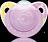 『121婦嬰用品館』NUK 安睡型矽膠安撫奶嘴 - 一般(2入) 0