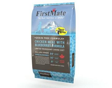 FirstMate 楓味 藍莓雞肉小顆粒 2.3kg