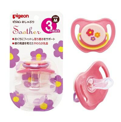 『121婦嬰用品館』貝親 安撫奶嘴(小花) M 0