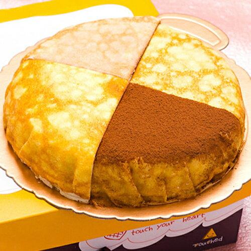 限時↘649含運【塔吉特】超人氣千層蛋糕8吋-12款任選 0