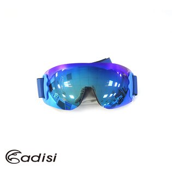 ADISI 童款輕量無框雪鏡AS15223/ 城市綠洲(護目鏡、滑雪鏡、生存遊戲、登山旅遊)