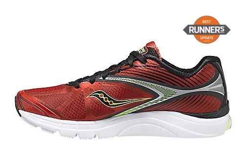 [陽光樂活] SAUCONY 索康尼男款 KINVARA 4 20197-4 紅 慢跑鞋