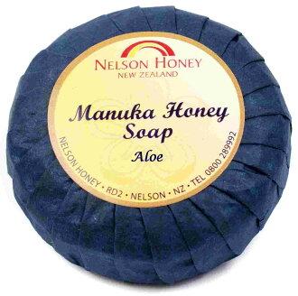 Nelson Honey麥盧卡蜂蜜蘆薈皂