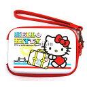 《百林百貨》Sanrio 三麗鷗 HELLO KITTY 凱蒂貓 硬式相機包(旅遊.行李箱)