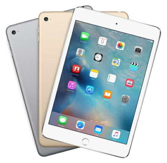 apple 蘋果 iPad mini 4 WiFi 版 16GB