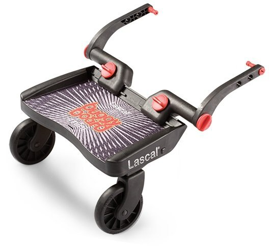 Lascal Buggy Board Maxi 推車輔助踏板 - 限時優惠好康折扣