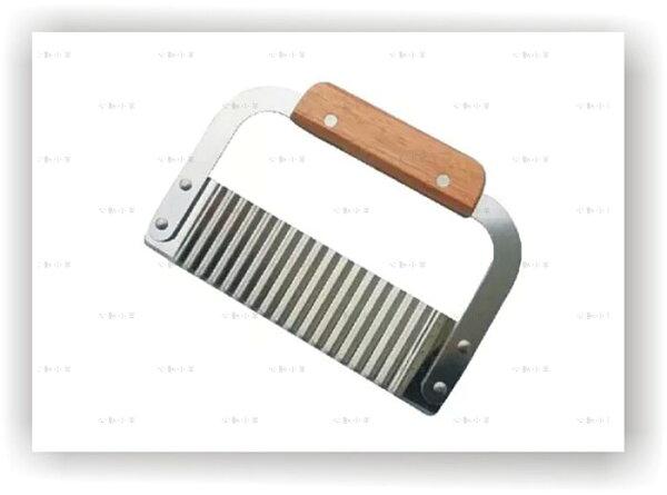 心動小羊^^不銹鋼波紋刀、波浪刀、切皂刀、手工皂、切皂用
