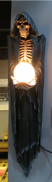 加拿大進口手工壁飾燈門燈墻燈壁燈幽灵鬼灯 1