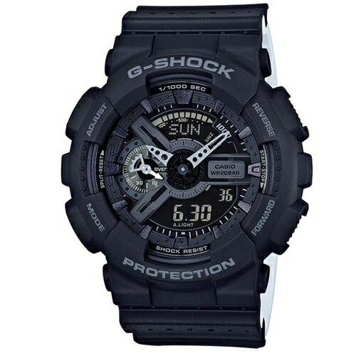 CASIO G~SHOCK 再起雙顯腕錶 GA~110LP~1A