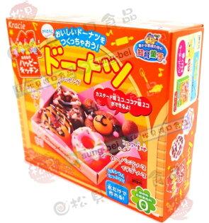知育果子創意DIY甜甜圈達人41g【4901551354016】