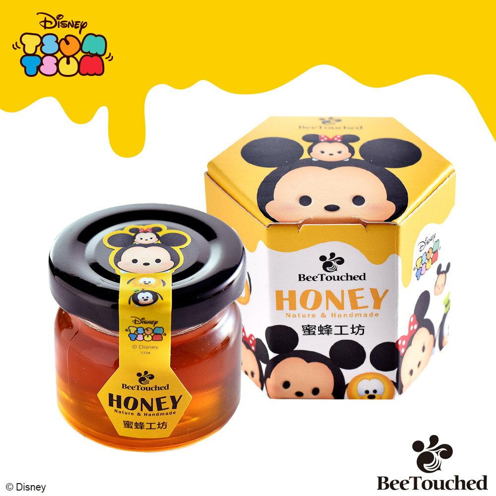 蜜蜂工坊- 迪士尼tsum tsum系列手作蜂蜜( 完整六入組)  ★ 米奇+維尼+胡迪+艾莎+大眼仔+奇奇 ★ 聖誕限定 送 維尼提袋 4