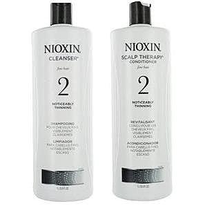 儷康絲 NIOXIN 賦活2號頭皮洗髮精/護髮素 1000ML ☆真愛香水★