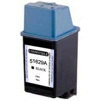 HP 51629A【台灣耗材】HP環保黑色墨水匣51629A 適用HP印表機型號DJ-660C/600/670/690C/692/695C美國優質墨水製造 HP 51629A
