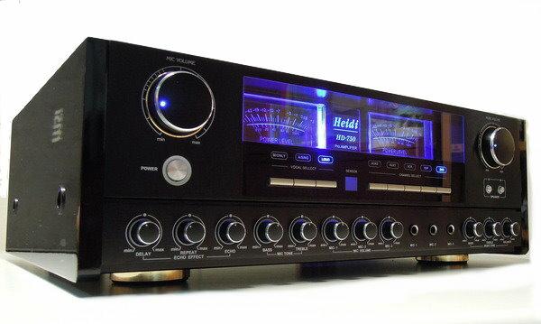 擴大機品牌 伴唱機擴大機 Heidi海笛HD-750新上市頂級台製智慧型數位混音擴大機 卡拉OK擴大機 伴唱機擴大機☆另可搭配其他型號伴唱機音響組