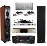 【音圓卡拉OK伴唱機 M-72 組合D】音圓M-72 大容量2000GB+EKA-180P擴大機+EGL-1062喇叭+EWM-R92無線麥克風+EDM-622有線麥克風X2+無線鍵盤X1 【伴唱機舊換新促銷方案實施中】