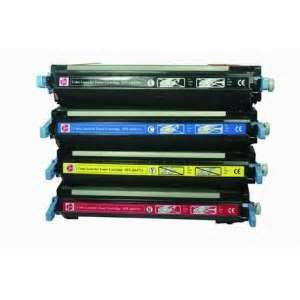 Q7581A/Q7582A/Q7583A(3800/CP3505)【台灣耗材】 HP原廠環保碳粉匣 Q7581A 藍色 / Q7582A 黃色 / Q7583A 紅色 適用 HP CLJ 3800/3800N/3800DN(6.000張) Q7581A/Q7582A/Q7583A(3800/CP3505)