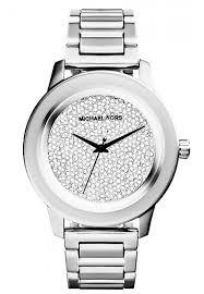 【MICHAEL KORS】正品 日夜星鑽時尚圓錶-日 MK5996 0