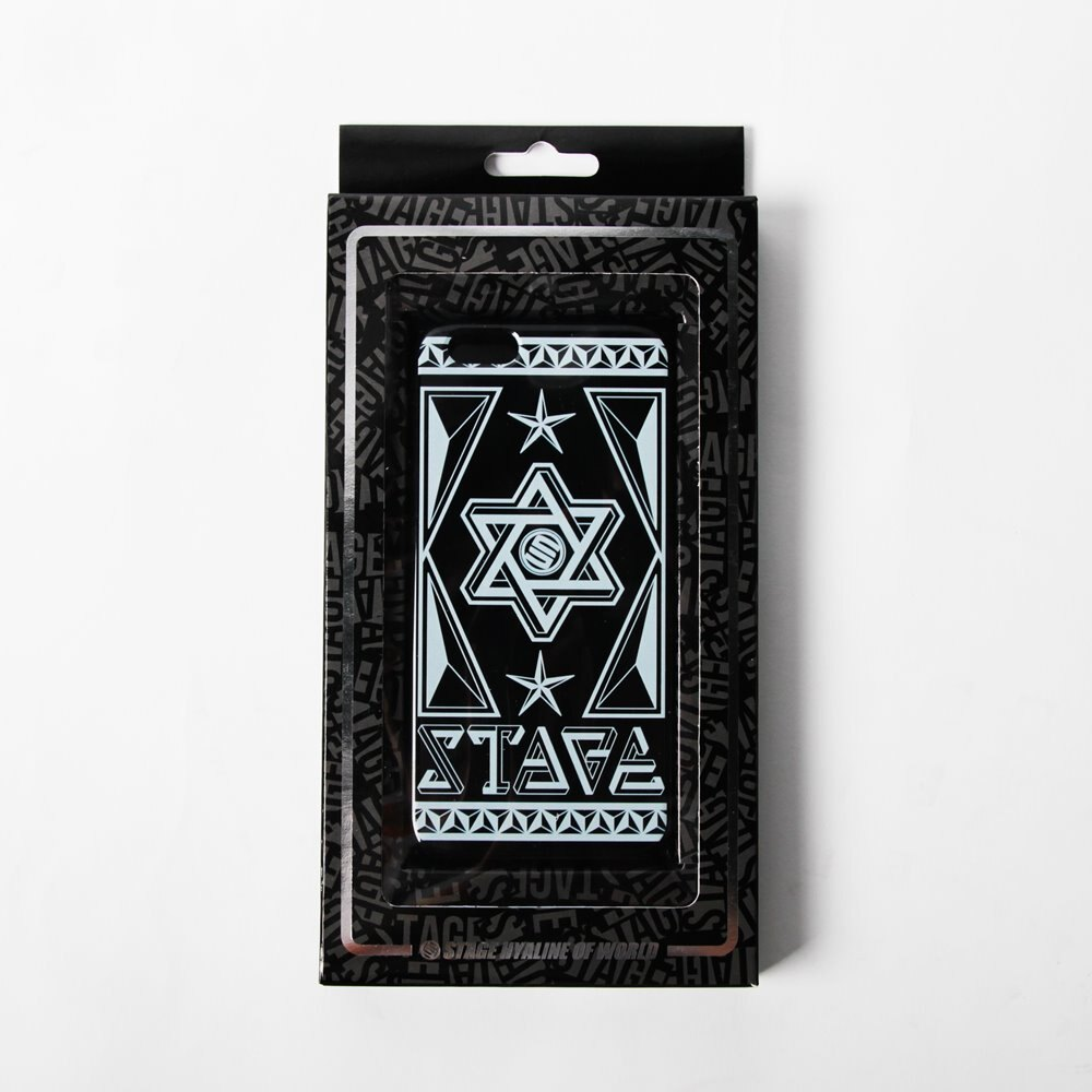 STAGE GEOMETRY I PHONE 6  /  6  PLUS CASE 黑色 0