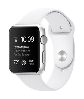 Super Deal Rakuten Belanja Online - apple watch 38mm - alumunium sport edition