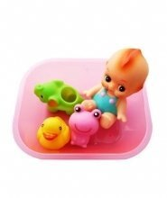『121婦嬰用品館』樂雅 軟膠洗澡組-大 (TF5535) 0