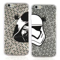 【Star Wars 】iPhone 6 Plus/6s Plus 星際大戰0.05超薄雙料手感保護殼-人物
