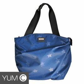 【風雅小舖】【美國Y.U.M.C. Greenwich格林系列Shopper 13吋 2WAY手提/側背筆電包 藍色】電腦包/斜肩包 可容納13.3寸筆電 - 限時優惠好康折扣