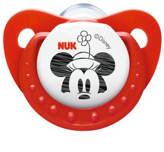 『121婦嬰用品館』NUK 米奇安睡型矽膠安撫奶嘴 - 一般 0