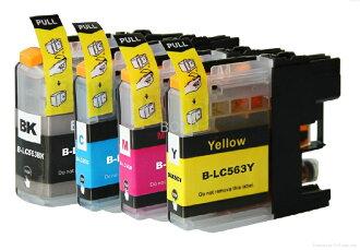 BROTHER LC565XL(黃色)相容墨水匣LC565/LC565XL   /適用機型:BROTHER MFC-J2310/J3520/J3720