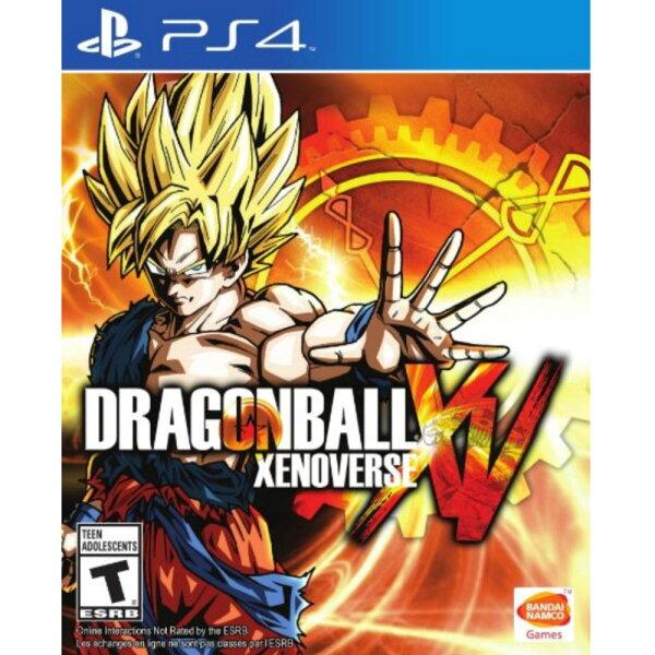 PS4 七龍珠 XV 英日文美版 DRAGON BALL XENOVERSE
