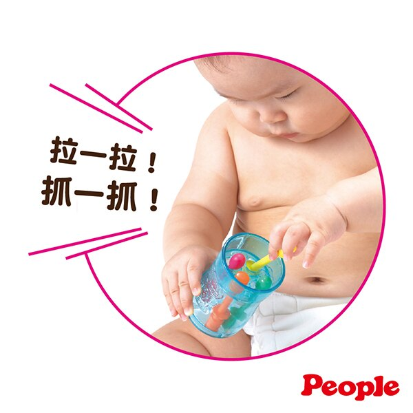 People - 趣味棉花棒盒玩具 2