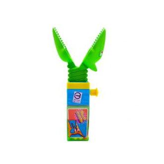 有樂町 童趣系列 恐龍鉗(附糖果)一支50元(顏色隨機出貨)....侏羅紀世界....侏儸紀公園