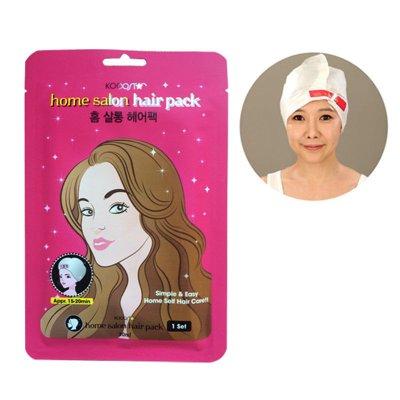 素晴館 韓國 KOCOSTAR 可可星護髮滋養髮膜 / 沙龍熱感護髮滋養髮膜(1入)