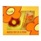 Estuche Flor EDT 50 ml + Gel 100ml Agatha Ruiz de la Prada 0